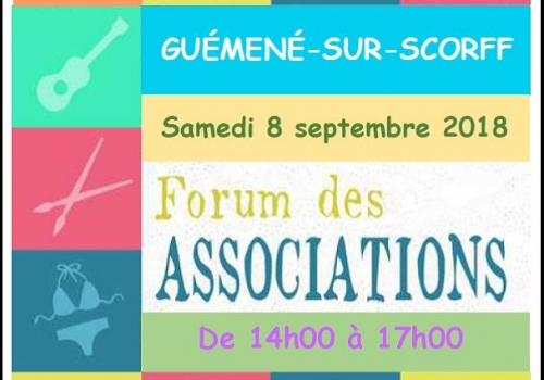 Forum des Associations Le 8 Septembre