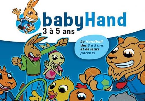 Ecole de Hand et BabyHand : Reprise des Séances le 6 Janvier