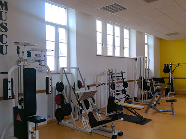 Salle ty fitness